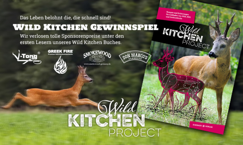 Design Gewinnspiel Wild Kitchen Project