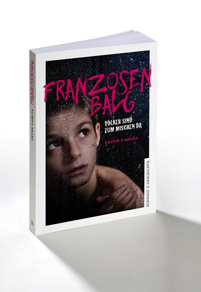 Buchcover Franzosenbalg