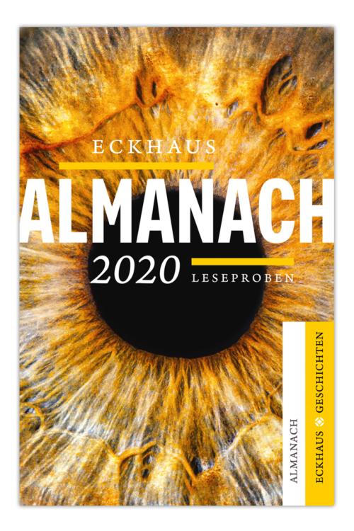 Buchcover Almanach 2020