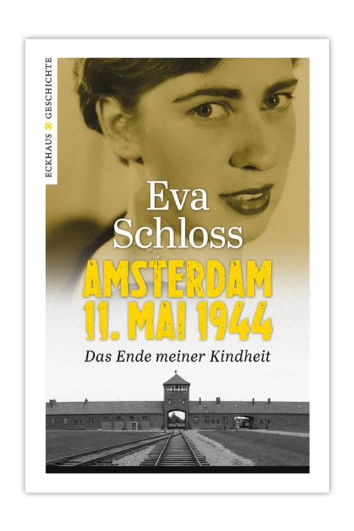 Buchcover Amsterdam, 11. Mai 1944