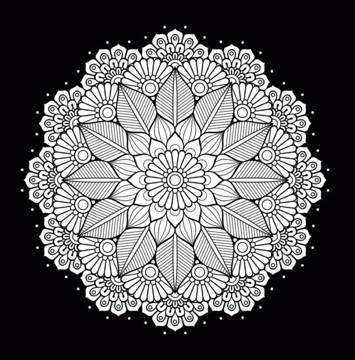 Grafik Mandala
