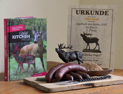 Wild Kitchen Project gewinnt Buchpreis
