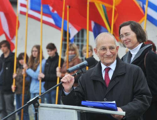 Zeitzeuge des Holocaust – Bertrand Herz (✝ 91)