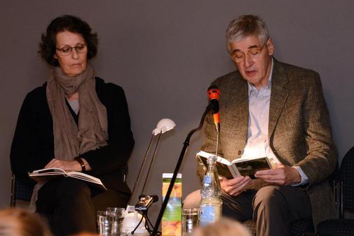 Miriam und Jan Rosenbaum im Flandernbunker in Kiel, Quelle: Marco Ehrhard