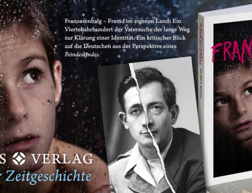 Lesung: Franzosenbalg (Peter García) am 16. März  in Hamburg