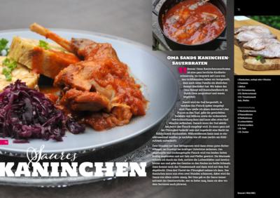 Buchvorschau Wild Kitchen Project