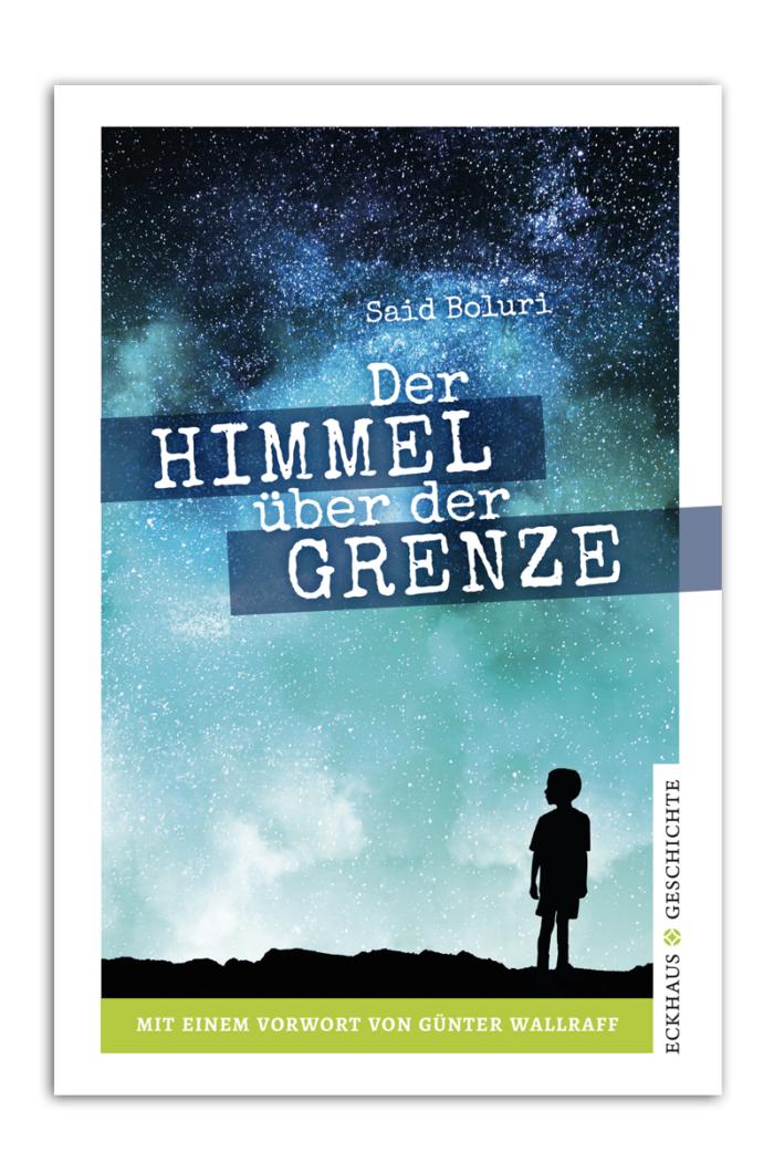 Buchcover Der Himmel über der Grenze