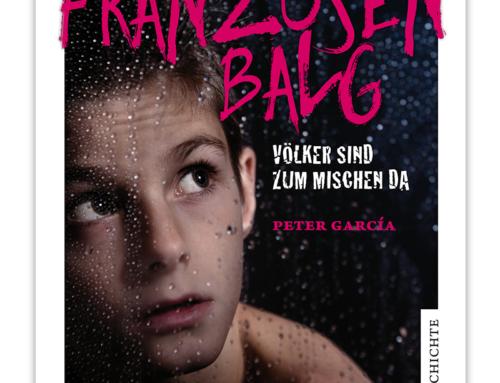 "23.11. Autorenlesung ""Franzosenbalg"" in Berlin"