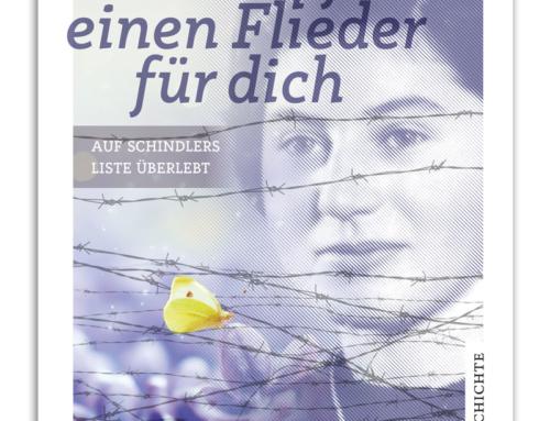 """15.11. Buchpremiere """"Ich pflanze einen Flieder für dich"""" in Aurich"""