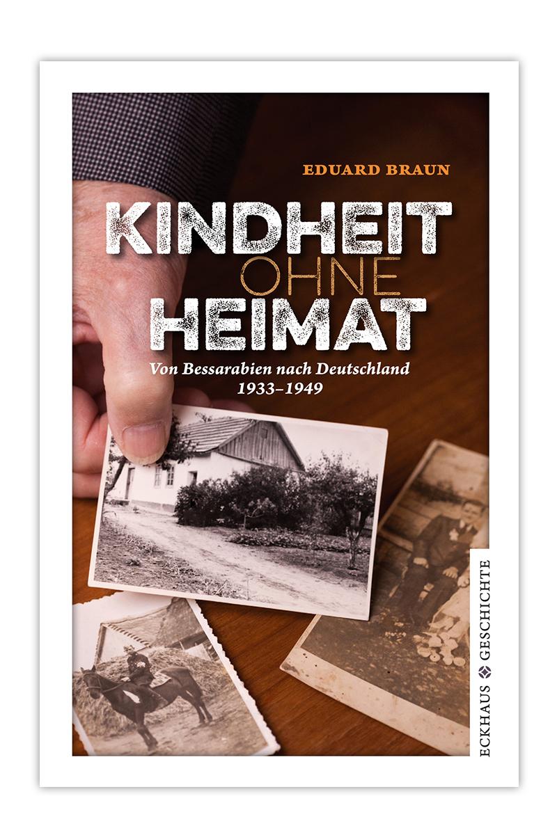 Buchcover Kindheit ohne Heimat
