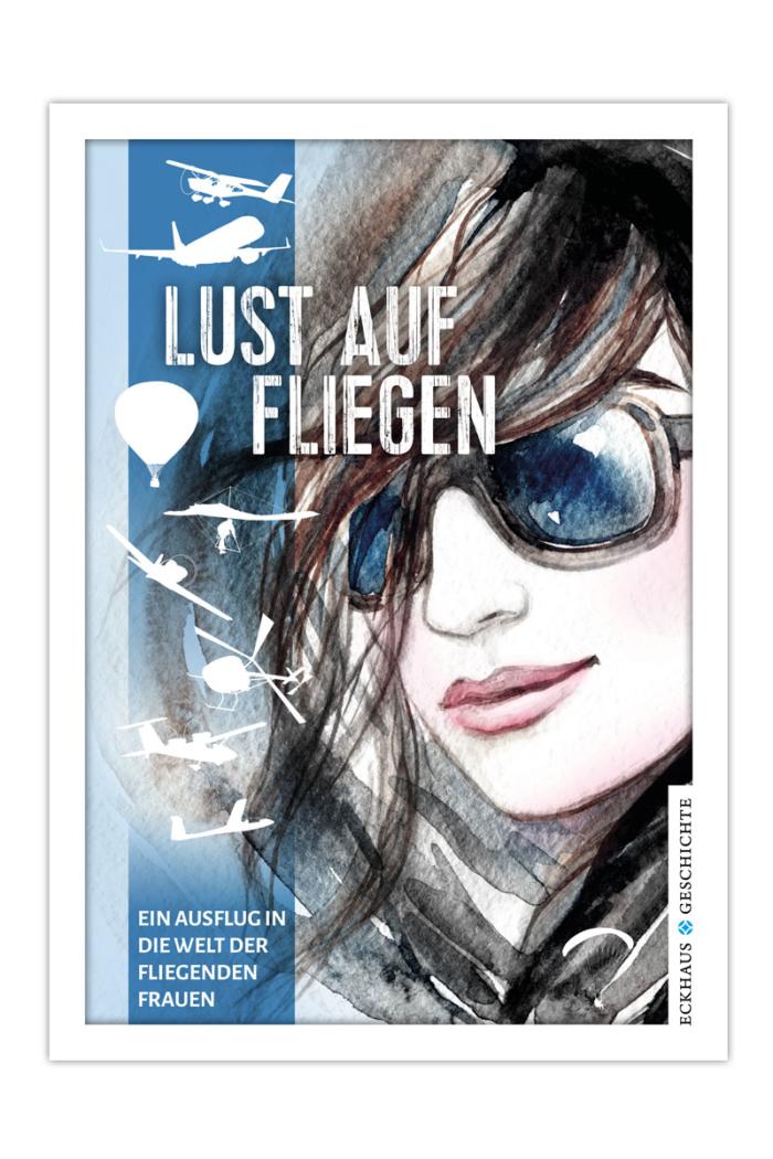 Buchcover Lust auf Fliegen
