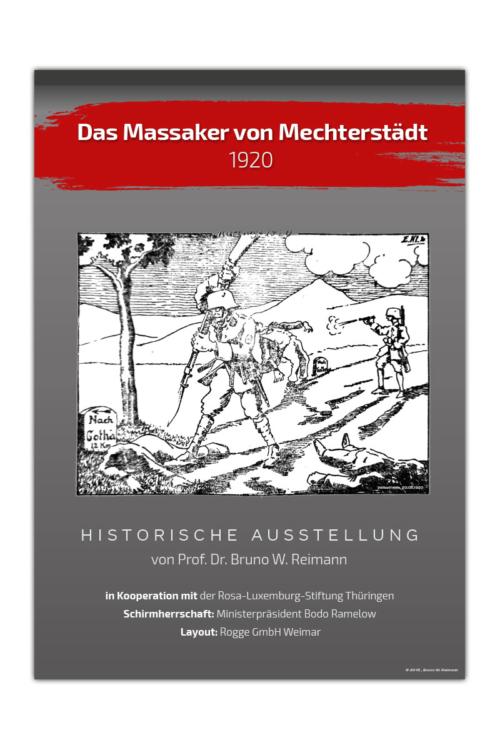 Umschlag Das Massaker von Mechterstädt