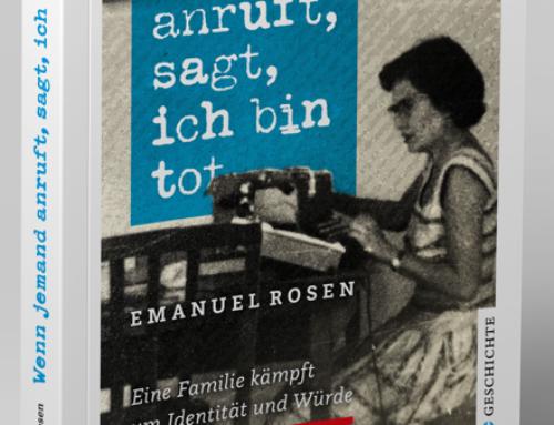 Lesereihe mit Emanuel Rosen