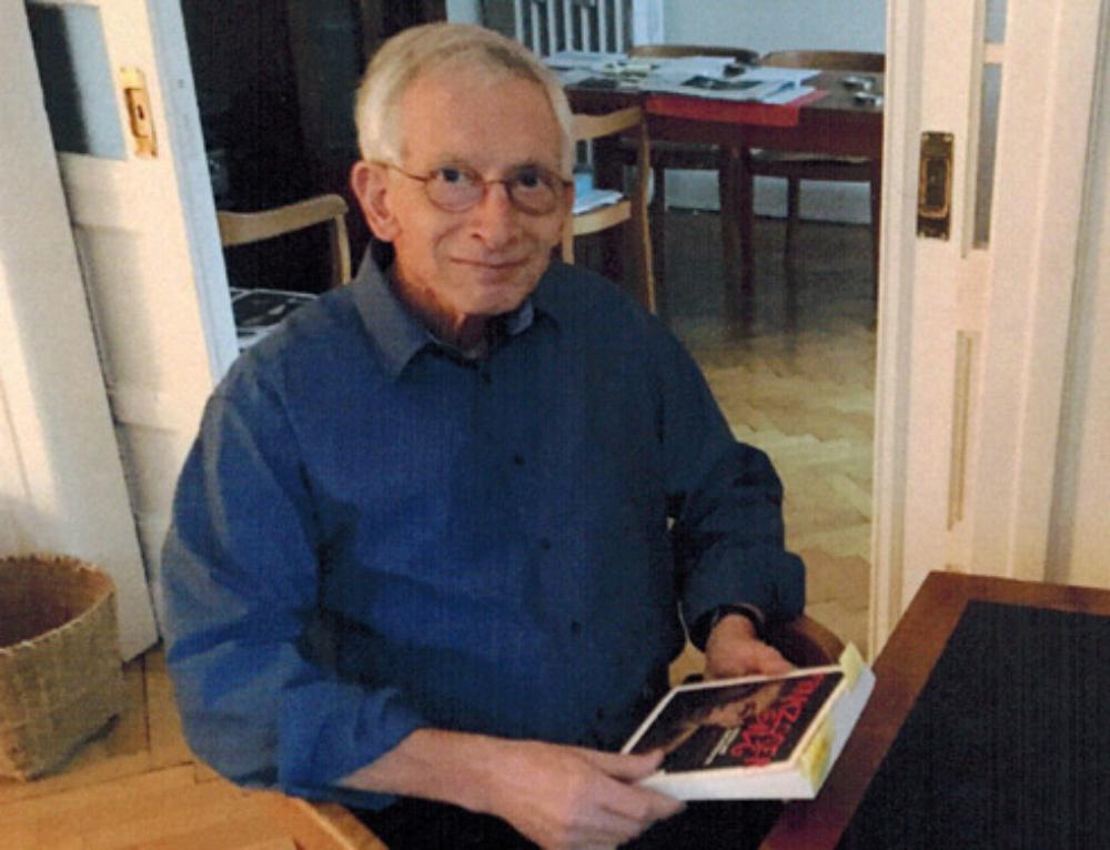 Ein Besuch bei dem Eimsbütteler Autor Peter Garcia