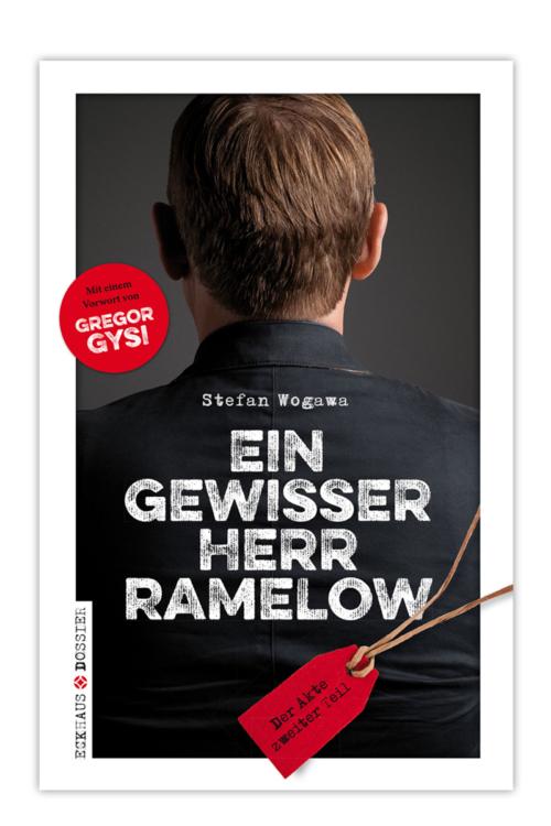 Buchcover Ein gewisser Herr Ramelow