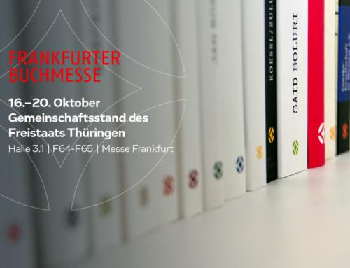 Buchmesse Frankfurt – Pflichttermin im Oktober