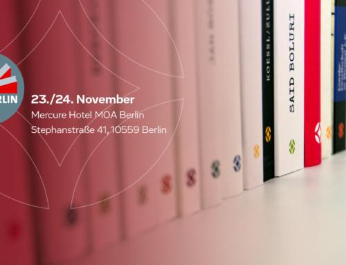 BuchBerlin im November