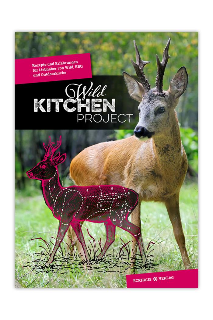 Buchcover Wild Kitchen Project